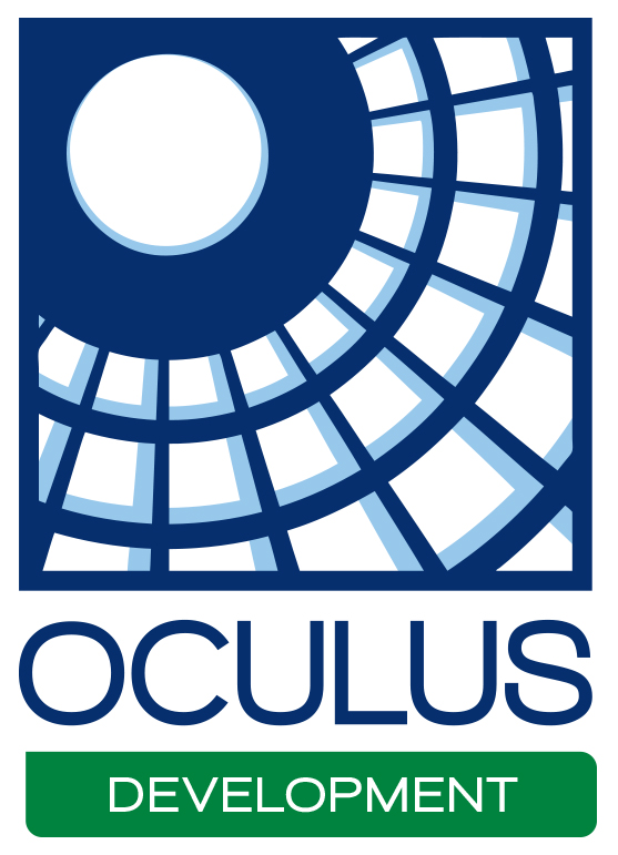 Oculus Logo-Development-Stacked Pantone