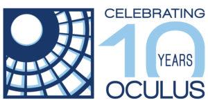 Oculus 10 yr Anniversary Badge